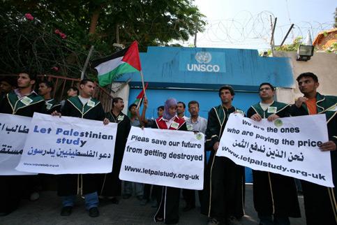 Noi restiamo umani... e voi? L'Orientale nega borsa di studio per studente palestinese